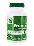 Berberine HCL 500 mg - 120 VegeCaps