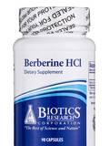 Berberine HCl - 90 Capsules
