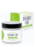 Bergamot + Lime Deodorant Jar - 2 oz (56.7 Grams)