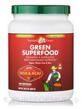 Green SuperFood® Berry Powder - 100 Servings (28.2 oz / 800 Grams)