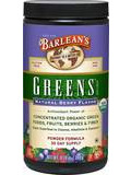 Organic Greens Natural Berry Flavor 8.78 oz (249 Grams)