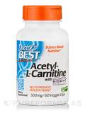 Best Acetyl L-Carnitine 588 mg 60 Capsules