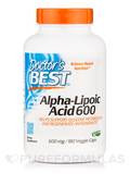 Best Alpha-Lipoic Acid 600 180 Veggie Caps