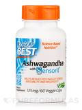 Ashwagandha with Sensoril® 125 mg - 60 Veggie Capsules