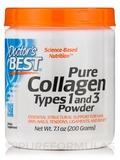Pure Collagen Types 1 & 3 Powder, Unflavored - 7.1 oz (200 Grams)