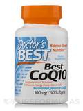 Best CoQ10 100 mg 60 Softgels