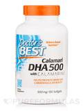 Best DHA from Calamari 500 mg - 180 Softgels