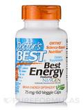 Best Energy featuring Niagen 75 mg - 60 Veggie Capsules