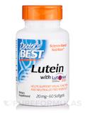 Best Lutein featuring Lutemax® (Lutein & Zeaxanthin) 20 mg - 60 Softgels