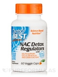 Best NAC Detox Regulators - 60 Veggie Capsules