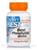 Best Phosphatidyl Serine 100 mg - 60 Softgels