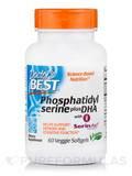 Best Phosphatidyl Serine plus DHA - 60 Veggie Softgels