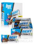 Best Protein Bar™ Chocolate Peanut Butter - Box of 12 Bars