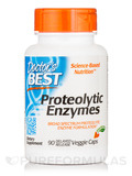 Proteolytic Enzymes - 90 Delayed Release Veggie Caps