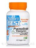 Best PycnoBrain Complex featuring Pycnogenol and Taurine - 60 Veggie Capsules
