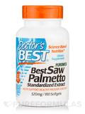 Best Saw Palmetto Standardized Extract 320 mg 180 Softgels