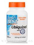 Best Ubiquinol with Kaneka's QH 100 mg 60 Softgels