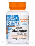 Best Ubiquinol with Kaneka's QH 200 mg 30 Softgels