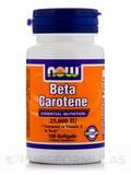 Beta Carotene 25000 IU 100 Softgels