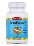 BetaFactor 500 mg 60 Capsules