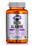 NOW® Sports - Beta-Alanine 750 mg - 120 Capsules