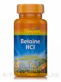 Betaine HCL with Pepsin for Digestive Support - 90 Tablets