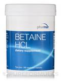 Betaine HCl - 180 Vegetable Capsules