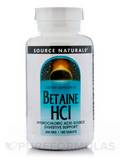 Betaine HCL 650 mg 180 Tablets