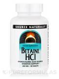 Betaine HCL 650 mg - 90 Tablets