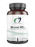 Betaine HCL with Pepsin - 120 Capsules