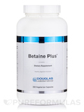 Betaine Plus - 250 Capsules