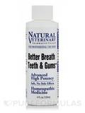 Better Breath Teeth & Gums/Vet - 4 fl. oz (120 ml)