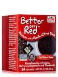 NOW® Real Tea - Better Off Red Tea Bags - Box of 24 Packets