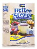 Better Stevia Extract Packets (French Vanilla) - BOX OF 75 PACKETS