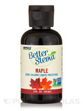 Better Stevia Liquid Sweetener, Maple - 2 fl. oz (59 ml)