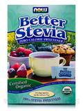Better Stevia™ Extract Packets, Organic - Box of 75 Packets