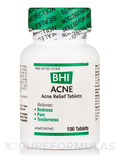 BHI Acne Relief Tablets - 100 Tablets
