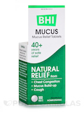 BHI Mucus Relief Tablets - 100 Tablets