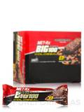 Big 100 Colossal Bar Chocolate Toasted Almond - BOX OF 12 BARS