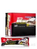 Big 100 Colossal Bar Cookie Crunch - BOX OF 12 BARS