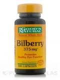 Bilberry 375 mg 100 Capsules