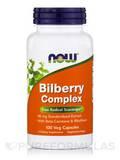 Bilberry Complex - 100 Veg Capsules