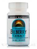 Bilberry Extract 100 mg 120 Tablets