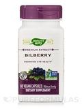 Bilberry Extract - 60 Vegan Capsules