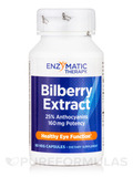 Bilberry Extract - 60 Vegetarian Capsules