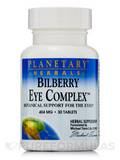 Bilberry Eye Complex 404 mg 30 Tablets