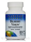Bilberry Vision 100 mg 120 Tablets