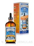 Bio-Active Silver Hydrosol 10 ppm - Dropper-Top Bottle - 8 fl. oz (236 ml)
