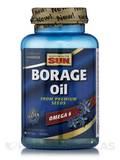 Borage Oil 300 mg 60 Softgels