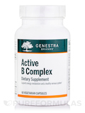 Active B Complex - 60 Vegetable Capsules